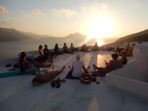 Amorgos Circle